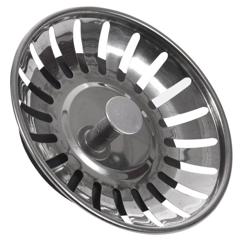 New Kitchen Sink Strainer Drainer Draining Waste Plug