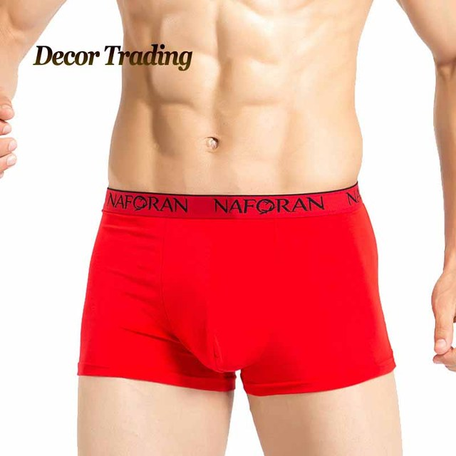 2pcs/lot Male panties cotton boxers panties breathable men's panties underwear man trunk brand shorts man boxer C6087
