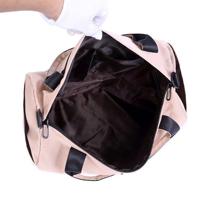 2019 Canvas yoga bag for women 3