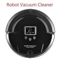 Робот пылесос с ЖК дисплей Сенсорный экран Автоматический Робот Floor Cleaner Fine воздушный фильтр пыль Cleaner A320