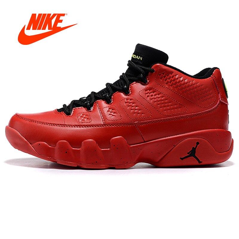 brand new 8488b 018d5 ... best price original nike air jordan 9 shiny stockings mango aj9 mens  basketball shoes new arrival
