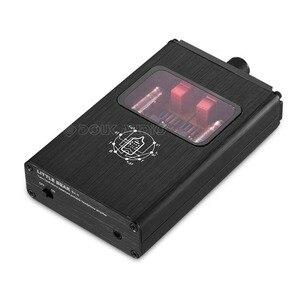 Image 4 - Nobsound mały miś B4 X przenośny dwu mono rura próżniowa wzmacniacz słuchawkowy zbalansowany BLK