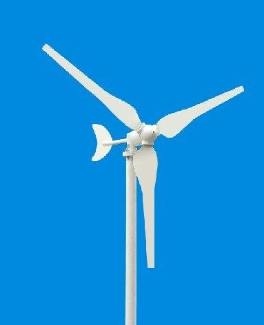 Petit générateur de vent de Turbine de vent de cc de ménage 50 W/100 W DC12/24 V