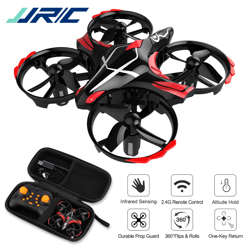 JJRC H56 TaiChi Mini Infrared Sensing Control Remote Control Mode RC Drone Quadcopter RTF Altitude Hold Upgrade VS H36