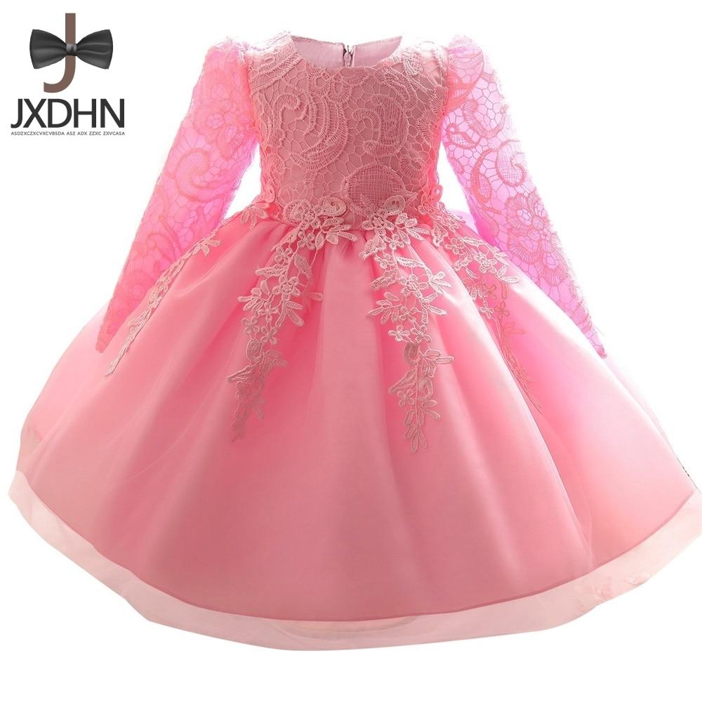 Flower Baby Girl Infant Dress Wedding Princess Girls