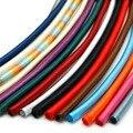 3 веревки (шероховатость 5 мм в длину 45 см) Шелковый шнур ручной работы для ювелирных изделий с полым каучуком для оформления