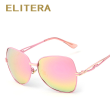 ELITERA New Fashion Women Glasses Brand Designer Polarized Women Sunglasses Summer Shade UV400 Sunglasses men Oculos de sol