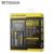 Nitecore D2 18650 bateria carregador com Display LCD DiGi Universal Usb para banco de potência 18650/18490/18350/17670/17500 de bateria inteligente