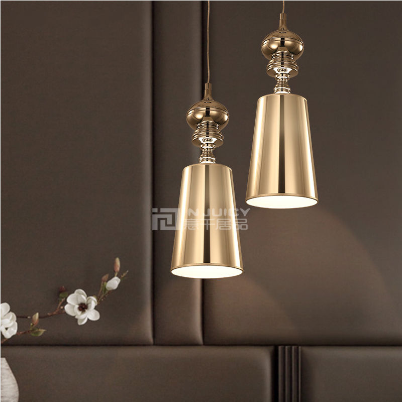 Modern E27 LED Iron Fabric PVC Ceiling Light Cafe Lamp Droplight Fixtures Chandeliers Reading