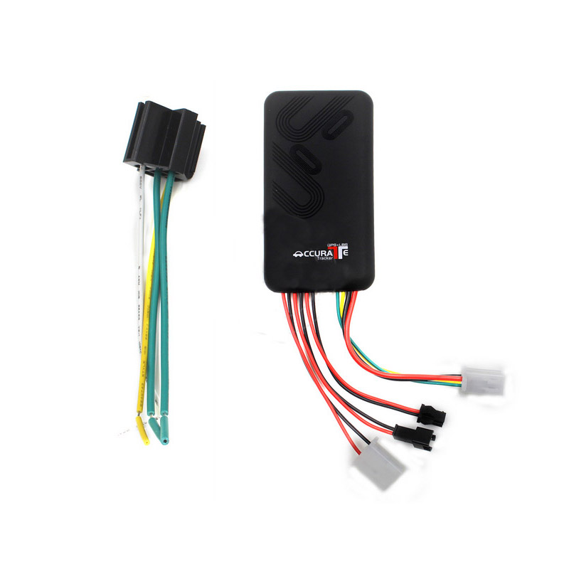 Gps Tracking Device For Motorcycle