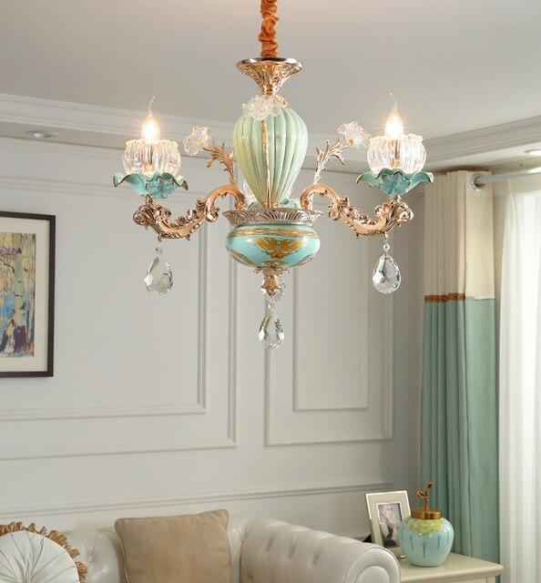 3 lights chandelier