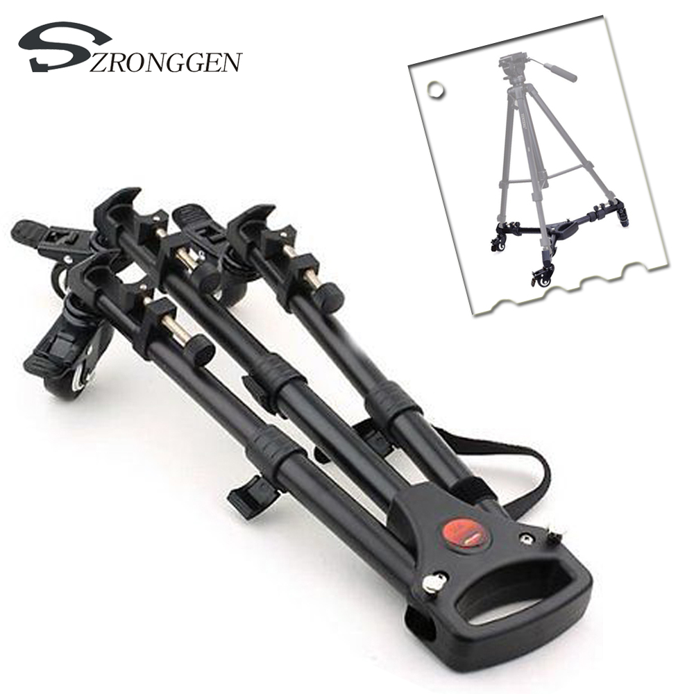 Best Top Ravelli Atd Professional Tripod Dolly For Camera Photo Video