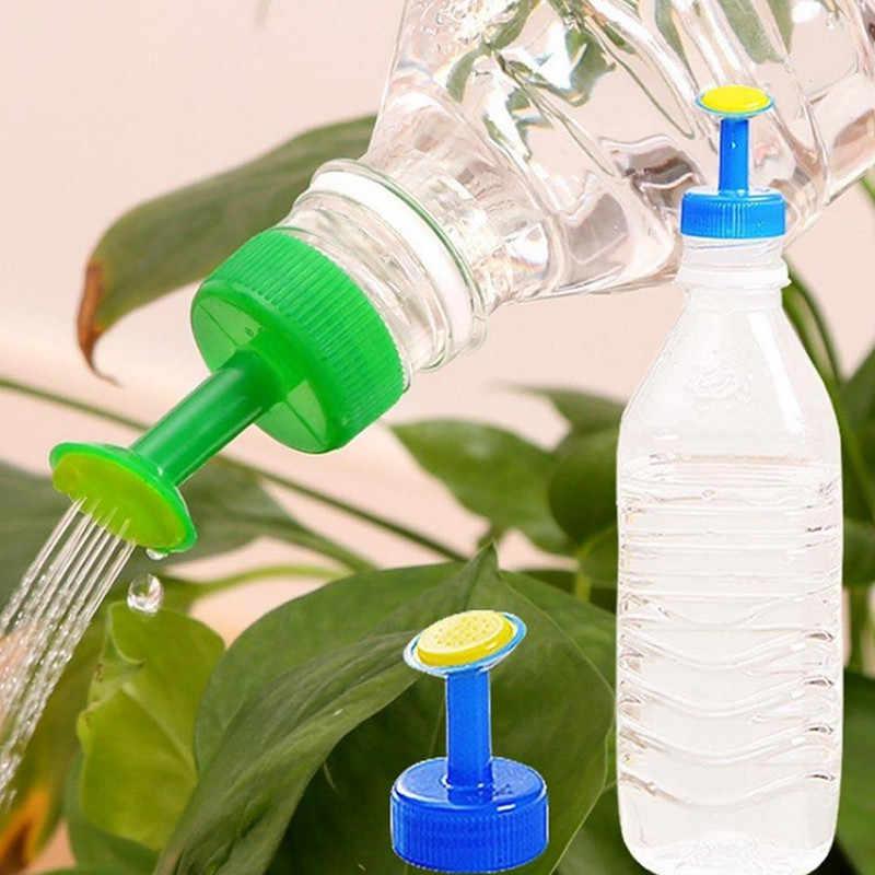 Plastic Home Pot Watering Bottle Nozzle Water Bottle Sprinkler Nozzle Plants Flower Watering Tools Garden  Watering Spray Can