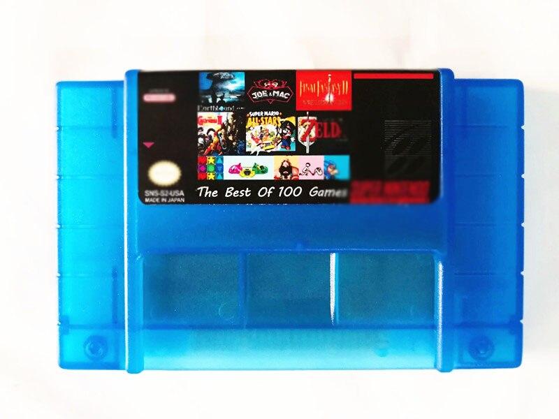 Super 100 em 1 Jogos com FINAL FANTASY I, II III IV VI Castlevania Dracula X Castlevania IV Luta Final I, II e III