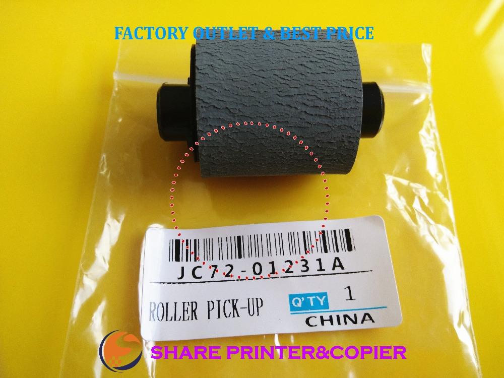 SHARE JC72-01231A JC61-00587A pick up roller for samsung ML1510 ML1710 1740 scx4100 4200/4300/565p/560/4016/4216/560R/xerox3119/ 10 x jc72 01231a jc61 00587a pick up roller for samsung ml1510 ml1710 1740 scx 4100 4200 4300 565p 560 4016 4216 560r xerox3119