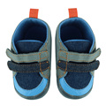От 11 до 13 см TC ткань Дети Повседневная Shoes Baby Boy Мягкое Дно Shoes Casual Shoes Мода Boy Baby Shoes FCI #