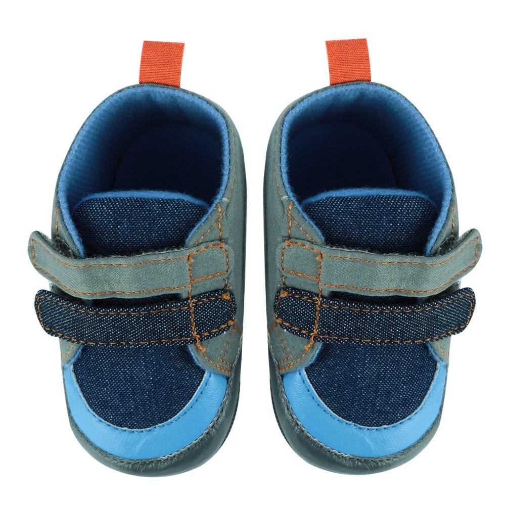 11 Bis 13 Cm Tc Tuch Kinder Freizeitschuhe Jungen Weichen Unteren Schuhe Freizeitschuhe Mode Junge Baby Schuhe Fci #