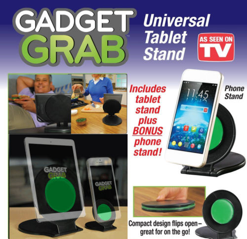 New Arrival Gadget Grab Universal Tablet Phone Stand As Seen On TV Shipping