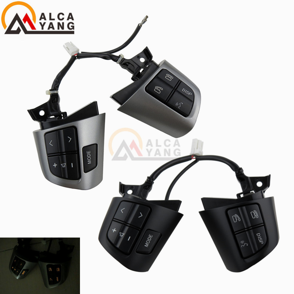 Steering Wheel Audio Control Button 8425002230 For TOYOTA COROLLA ADE150 NDE150 NRE150 ZRE15 ZZE150 2010 2013