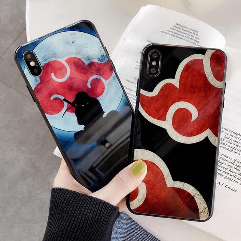 coque iphone 8 uchiha
