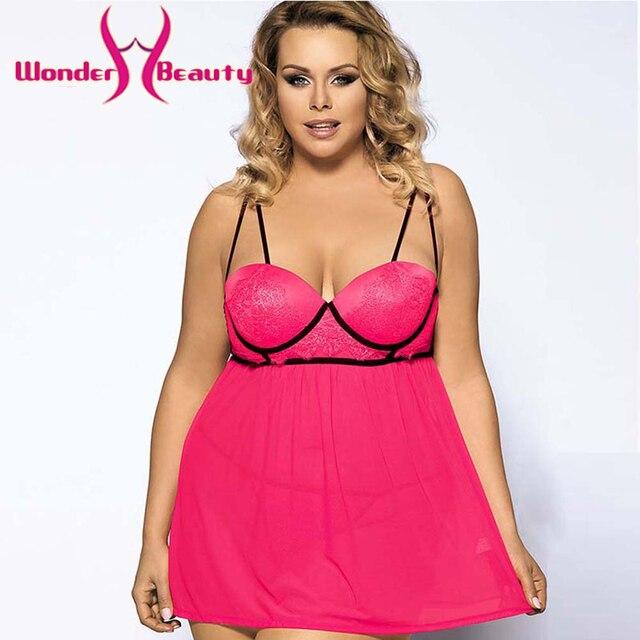 M XL 3XL 5XL 7XL Sexy Hot Subiu Plus Size Sexy alta Qualidade Novo Lingerie Sexy Nightgowns Para As Mulheres vestido de noiva H00023
