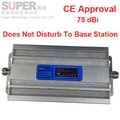 CE approved GSM booster 75dbi NO DISTURB BASE STATION LCD display phone booster repeater GSM repeater booster,GSM 900mhz booster