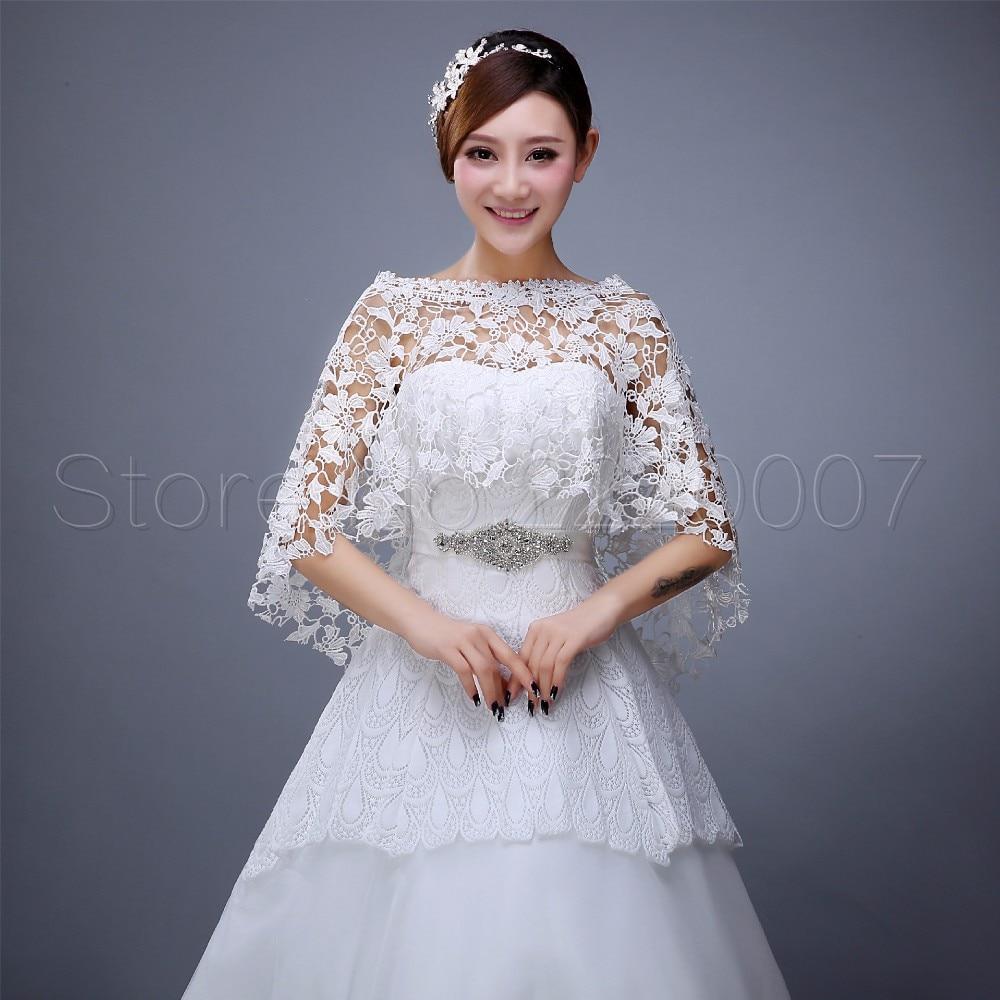 bridal wraps 2017 lace wedding jacket bolero accessory bridal jacket dress accessory in wedding. Black Bedroom Furniture Sets. Home Design Ideas