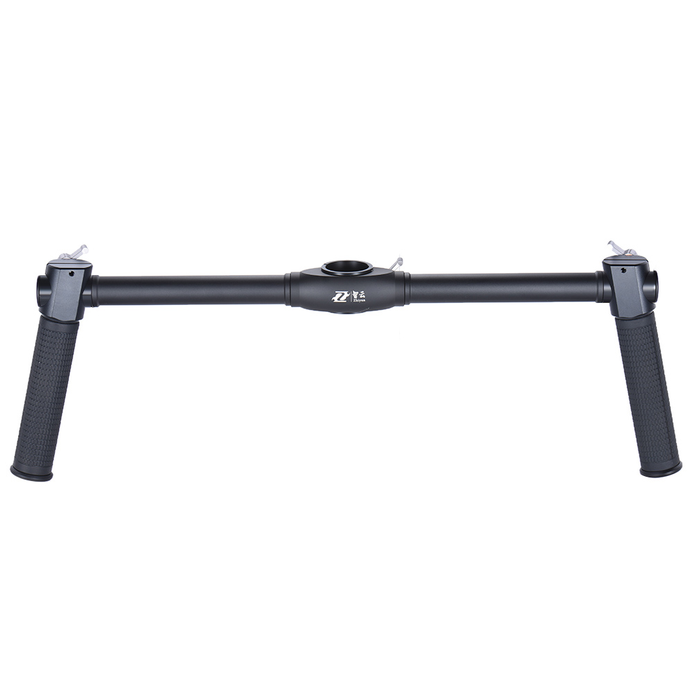 ZHIYUN Official Dual Handheld Extended Handle for Zhiyun Crane Plus Crane V2 Crane M Gimbal Stabilizer 1