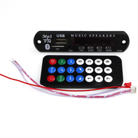 DC 12V Bluetooth MP3 WMA Decoder Board Audio Module USB TF Radio Wireless Music MP3 Player Remote Control For Car accessories