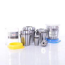 цена на ER32 ER spring collet chuck Accuracy 0.008mm for CNC milling tool holder Engraving machine spindle motor