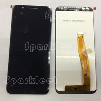 5.5' LCD Screen For Alcatel 3 5052D 5052Y LCD Display Touch Screen Digitizer Assembly Mobile Phone Repair Parts