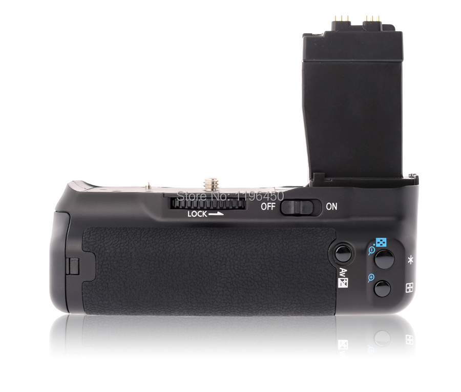 Voking VK-E8 Hot Sale Battery Grip for Canon EOS 550d 600d 650d 700d T5i T4i T3i T2i