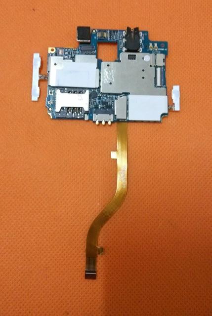 Original mainboard 1G RAM + 8G ROM Motherboard para Doogee LEO DG280 4.5 Polegada Telefone Esperto MTK6582 Quad núcleo 854*480 Frete grátis