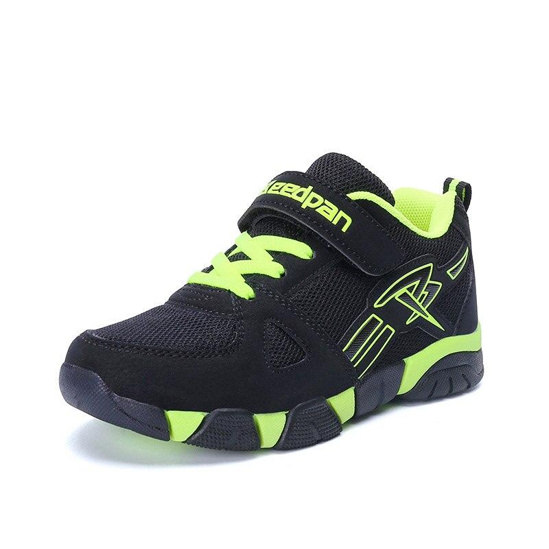 2017 Nouvelle arrivée enfants chaussures de sport grands garçons sport mesh  chaussures de mode enfants de haute qualité sneakers pour automne et  printemps 00e02b98328