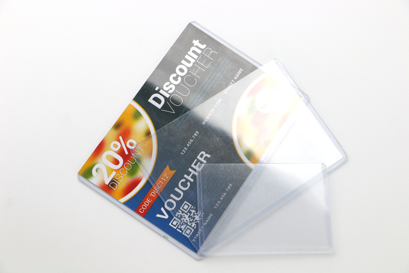 PVC Sign Sleeve A3 File Clear Plastic Paper Protective Sleeve Card Display Frame Case Literature Label Tag Holder Document Cover 149 297mm aluminium office room door tag signage rack wall mount sign holder label card display wall literature picture frame