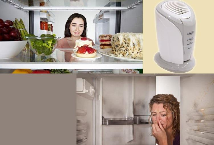 Kühlschrank Ionisator : Ionen ionisator deodorizer kühlschrank ozon generator filter luft