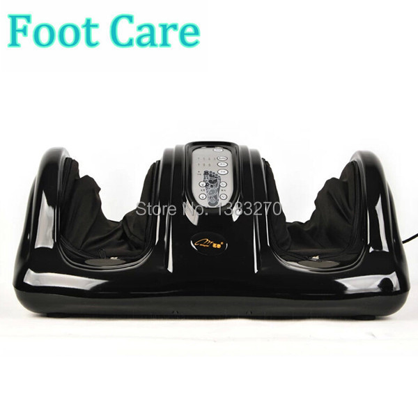 Free shipping Personal Feet Care Device body care foot massage machine electric antistress therapy rollers shiatsu kneading foot legs arms massager vibrator foot massage machine foot care device hot