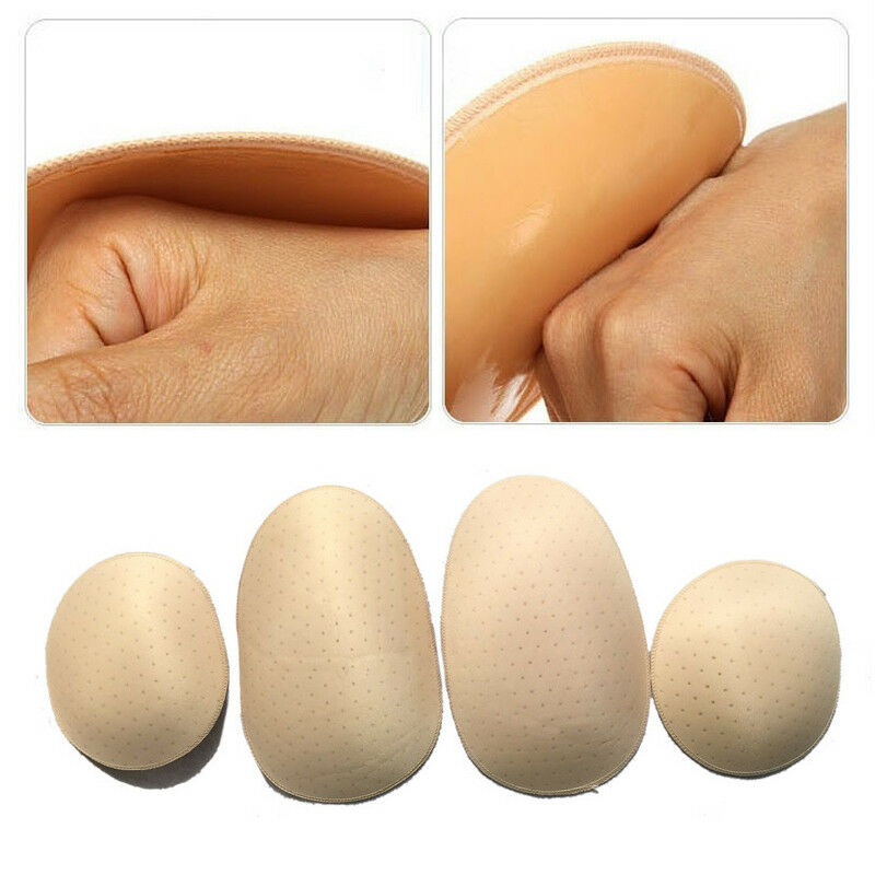 Image 3 - 4pcs/set Hip Up Padded Bum Shapewear Hip Enhancing Underwear Pad Stickers Fake Ass Buttock  Lifter    -