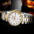 BOSCK Quartz Watches Men Business Gold Watch Men Diamond Stainless Steel Male Ultra Thin Dress Wristwatch 5686 reloj de cuarzo