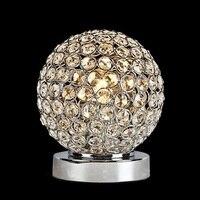 LukLoy Hotsale Gift Globe Crystal Ball Table Lamp Modern Minimalist Bedroom Bedside Light Table Lamp Creative Night Light