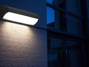 Image 3 - 30 w Led חיצוני מנורת גן הווילה חצר waterproof פמוטים קיר מנורת קיר חיצוני מרפסת כביש אור