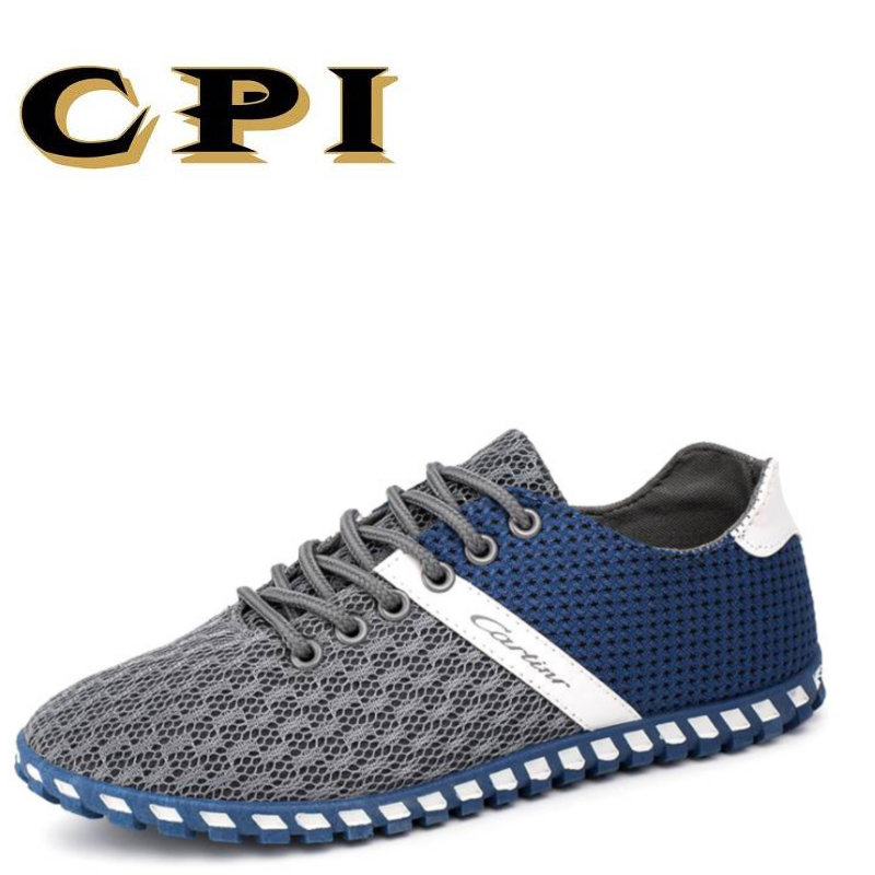 CPI New Men's casual shoes Fashion Simple Lace Up All-match Men's - Men's Shoes
