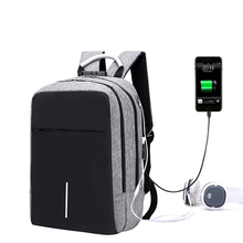 large capacity Backpack Laptop Backpack USB Charging Anti Theft Backpack Men Travel Backpack Waterproof School Bag Business Casu balang brand business large capacity backpack for 15 6inch laptop unisex waterproof casual men travel backpack with usb charging