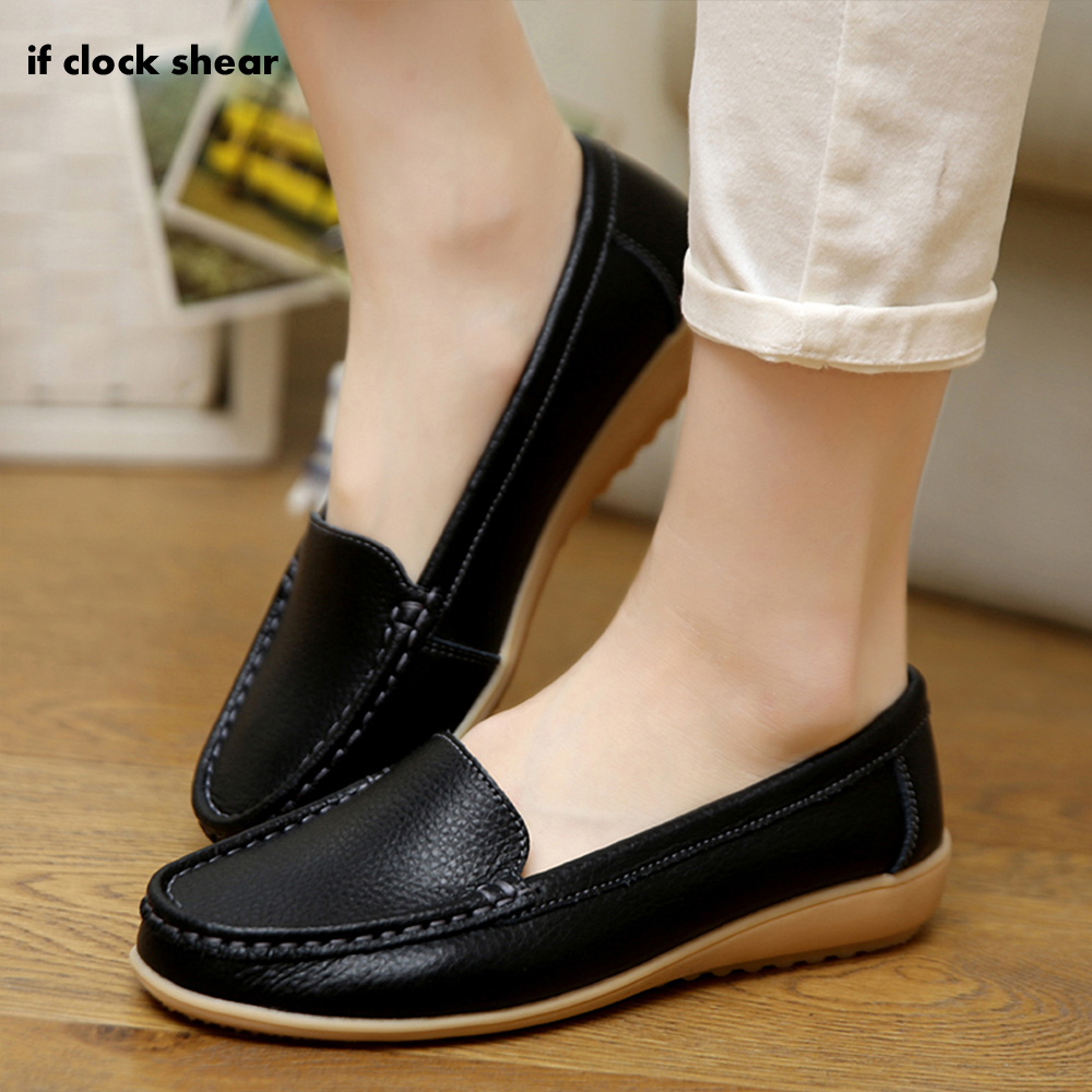 IF Breathable Soft Shoes Hospital Surgical Medical Shoes Doctor Nurse Dentist Workwear Shoes SPA Beauty Salon Footwear Wholesale