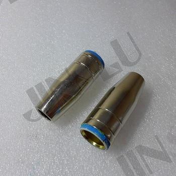 145.0124 Binzel BW BW styl MB 25 25AK dysza 2PK do uchwytu spawalniczego Mig Mag palnik spawalniczy materiały eksploatacyjne do mig spawacz