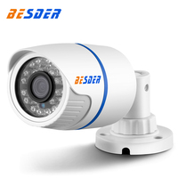 BESDER 2 8mm Wide IP Camera 1080P 960P 720P ONVIF P2P Motion Detection RTSP Email Alert