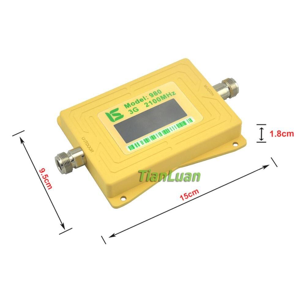 UMTS 3G Booster Power
