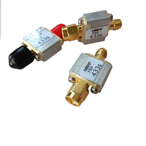 Image 2 - 433 MHz controle remoto modelo de aeronave bandpass filtro 433 M de largura de banda de transmissão de imagem aérea 8 MHz