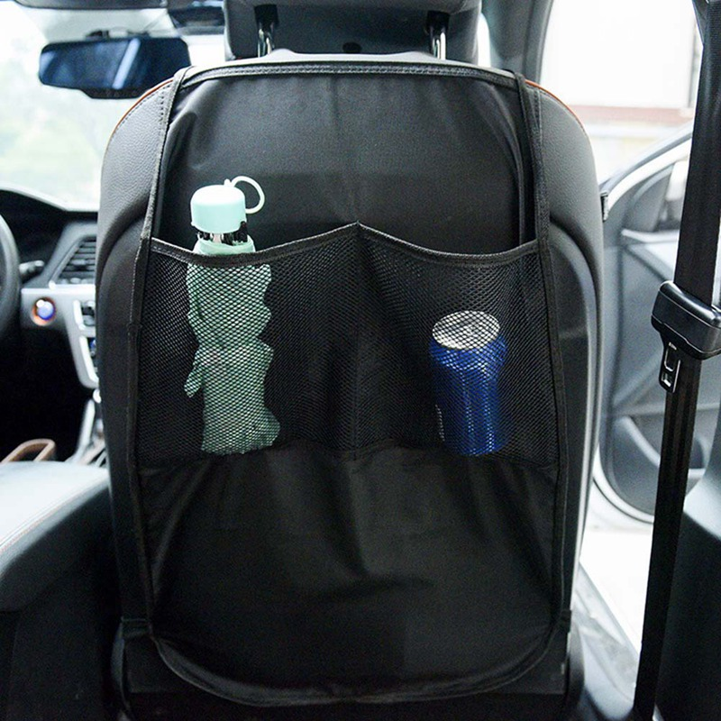 Car Auto Seat Cover Waterproof Seat Back Storage Organizer Protector for Baby Dogs Protect Seats Covers from Mud Dirt