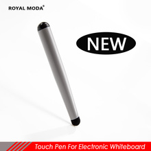 New professiona touch whiteboard pen 11mm high quality mushroom felt head for digital interactive whiteboard for smart classroom genuine quality finger touch cheap interactive whiteboard school smart board for teaching meeting training center